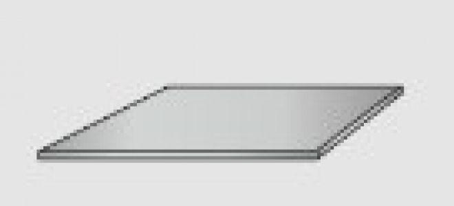 Как приклеить плитку к алюминию?