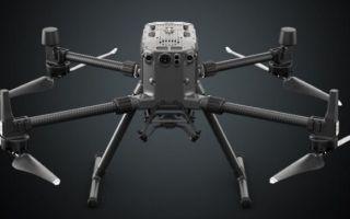 Инновационные дроны