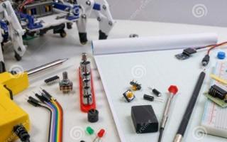 Электротехническая промышленность